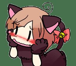 Halloween Girl sticker #4783777