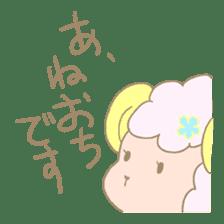 sleepy sleepy sheep sticker #4784910