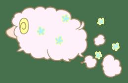 sleepy sleepy sheep sticker #4784941