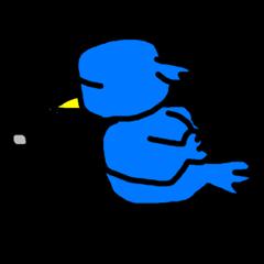 BlueBird with a Yellow beak <Part.2>