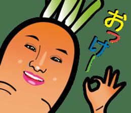 Vegetables Familyyy sticker #4786144