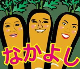 Vegetables Familyyy sticker #4786177