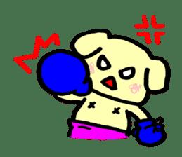 Dog Work sticker #4786691