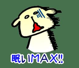 Dog Work sticker #4786695
