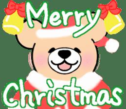Heartful sweet bear 2 sticker #4786782