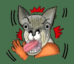 Massive Creatures EN sticker #4787273