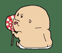 TAMOTSUKUN! sticker #4787316