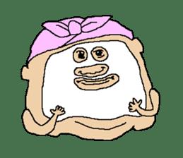 TAMOTSUKUN! sticker #4787326