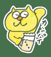 Mr. neko sticker #4788065