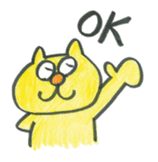 Mr. neko sticker #4788066