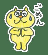Mr. neko sticker #4788067