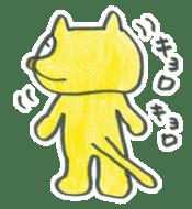 Mr. neko sticker #4788075