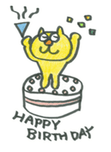 Mr. neko sticker #4788078
