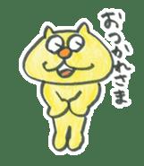 Mr. neko sticker #4788080