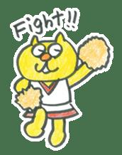 Mr. neko sticker #4788092