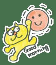 Mr. neko sticker #4788096