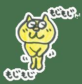 Mr. neko sticker #4788099