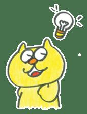 Mr. neko sticker #4788102