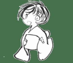 cuteblack08 sticker #4788646