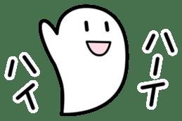 Lovely Ghosts 3 sticker #4791342
