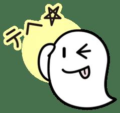 Lovely Ghosts 3 sticker #4791343