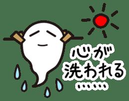 Lovely Ghosts 3 sticker #4791364