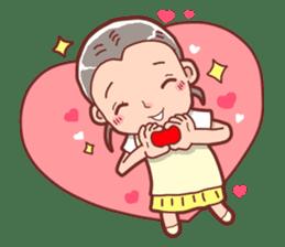 taiwan Mother 01 sticker #4792546