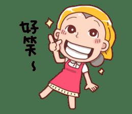 taiwan Mother 01 sticker #4792554