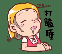 taiwan Mother 01 sticker #4792559