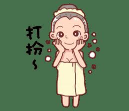 taiwan Mother 01 sticker #4792560