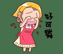 taiwan Mother 01 sticker #4792562