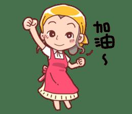 taiwan Mother 01 sticker #4792566
