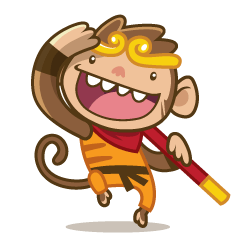 Monkey King & Friends