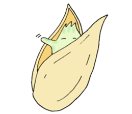my Pistachio sticker #4793375