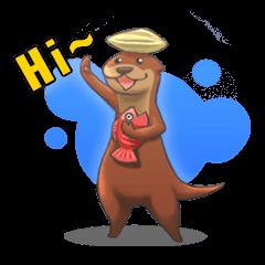 Hello~I'm Otter