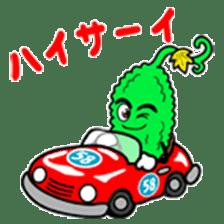 goya rent a car sticker #4796400