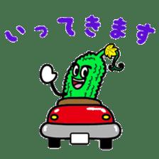 goya rent a car sticker #4796439