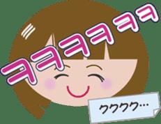 Korean conversation sticker #4796704