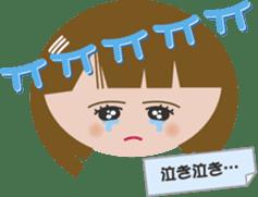 Korean conversation sticker #4796705