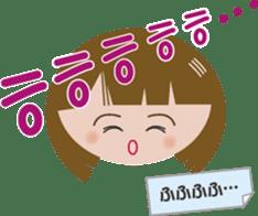 Korean conversation sticker #4796706
