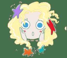 Little Mermaid Sun sticker #4796963