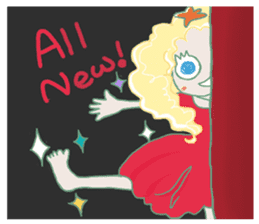Little Mermaid Sun sticker #4796974