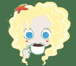 Little Mermaid Sun sticker #4796979