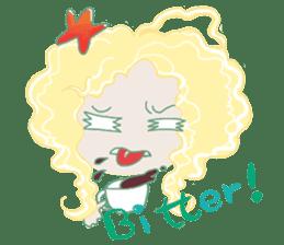 Little Mermaid Sun sticker #4796980