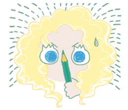 Little Mermaid Sun sticker #4796983