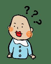 Lip Baby sticker #4797040