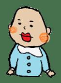 Lip Baby sticker #4797041