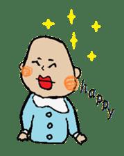 Lip Baby sticker #4797049