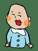 Lip Baby sticker #4797055