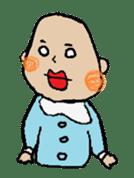 Lip Baby sticker #4797056